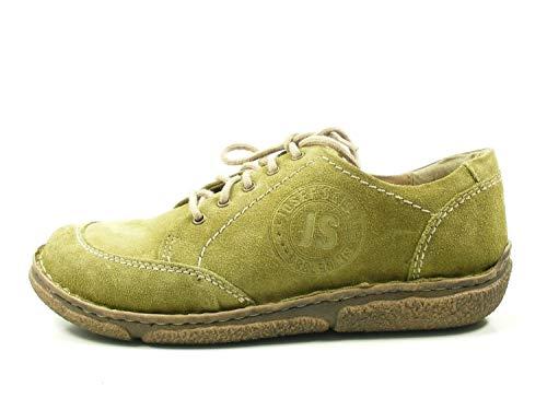 02 de Mujer Verde Josef Cordones Seibel 630 Derby Neele Zapatos para Oliv w8IzpqxI