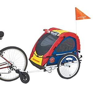 Schwinn Turbo Trailer Aluminum Bicycle Trailer