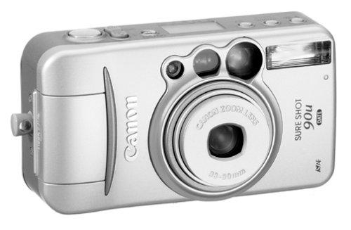 Canon Sure Shot 90u 35mm Date Camera