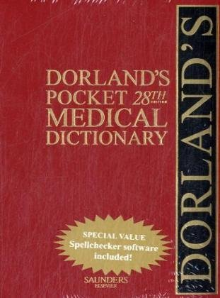 Dorland's Pocket Medical Dictionary with CD-ROM (Dorland's Medical Dictionary)