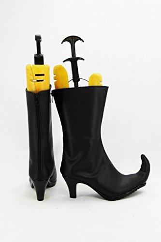Soul Eater Blair Cosplay Chaussures Bottes Faites Sur Mesure 1