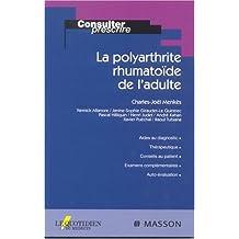 POLYARTHRITE RHUMATOIDE ADULTE