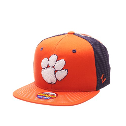 NCAA Clemson Tigers Children Boys Screenplay Youth Snapback Hat, Adjustable, Orange