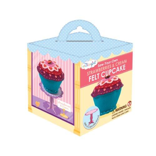 Felt Cupcake - 8