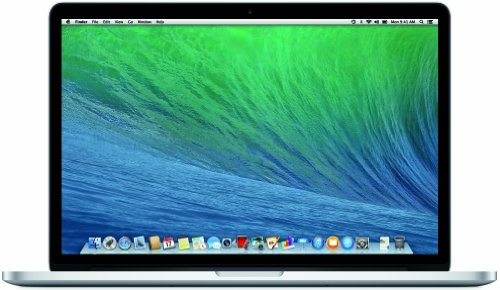 Apple MacBook Pro ME293LL/A 15.4-Inch Laptop with Retina Display (OLD VERSION)