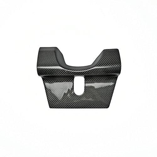 (Carbon Fiber For NISSAN Skyline R32 GTR BNR32 HCR32 Rear Bumper Exhaust Heat Shield Cover)