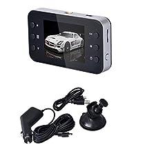 Featurestop 1080P LCD Full HD Car DVR Vehicle Video Camera Recorder