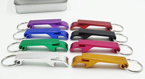 Shapenty Colored Aluminum Keychain Beverage product image