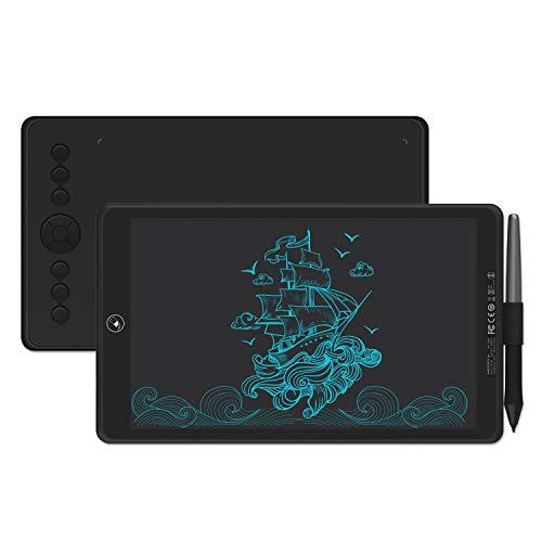 Tableta Gráfica Huion Inspiroy H320m Quartz Black