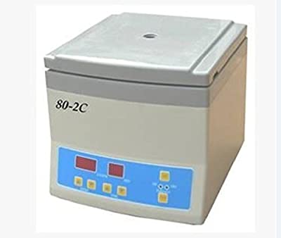 80-2C Desktop Electric Digital Medical Lab Centrifuge Laboratory Centrifuge 4000rpm CE 12 x 20ml