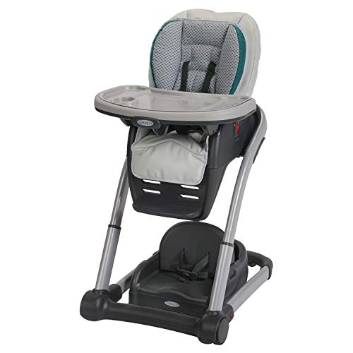 Graco Blossom 6-in-1 Convertible Highchair, - Chair High Easy Grow
