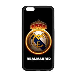 Diy Yourself Custom Football Team Real Madrid cell phone case cover Laser Technology for iphone 4 4s Designed by HnW Efr5tTikaHl Accessories