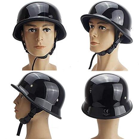 DOT ECE 9 Farben erh/ältlich Mode Harley Motorrad Helm CNS F,M QYHT Sommer Motorrad Retro Helm ABN Sicherheitszertifizierung