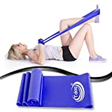 Resistance bands for home gym