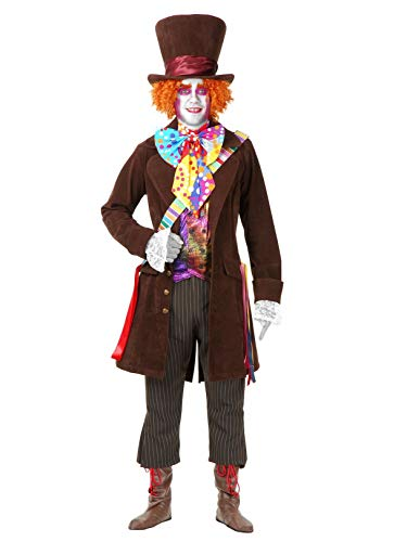 Charades - Mad Hatter-Plus Costume