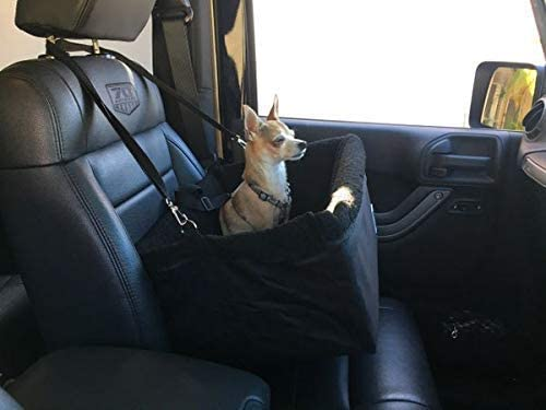 Dogs Out Doing Medium Dog Car Booster Seat