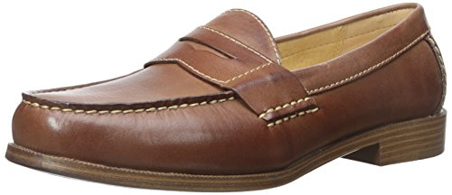 H Penny Tan G amp; Loafer Z93ZG583pO Carrington Dark Men's Bass dwYFfOqPxg