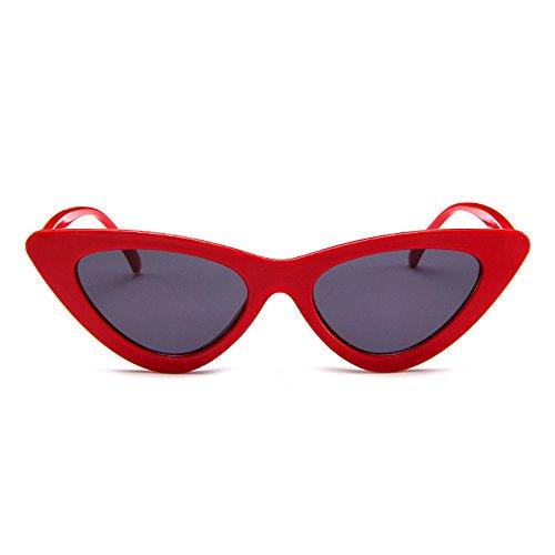 GL1002 pour Plaisir Soleil R Lunettes de Retro Yeux Style BLDEN Mode Chat de Femmes B Lunettes pour Vintage p4pFqwx
