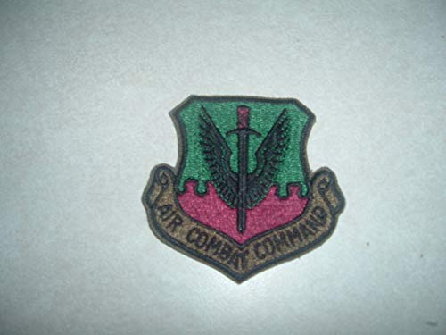 Genuine US Military Patch US AIR Force AIR Combat Command Pocket New Old Stock (Air Combat Command Patch)
