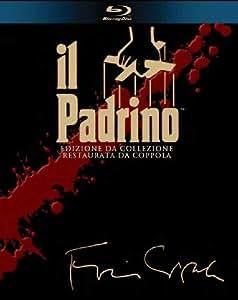 Padrino Trilogia (Ed. Restaurata) (4 Blu-Ray) [Italia] [Blu-ray]