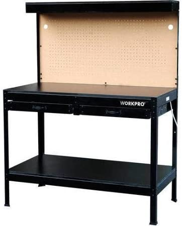WORKPRO Multi Purpose Workbench with Work Light