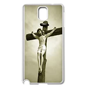 Unique Phone Case Design 18Jesus Christ In Our Heart- For Samsung Galaxy NOTE4 Case Cover