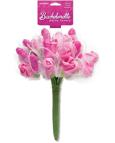 Bachelorette party favors flower boquet (package of 2) by kwanjai shop
