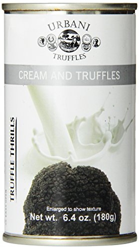 - Urbani Truffle Thrills, Cream and Truffles, 6.4 Ounce Can