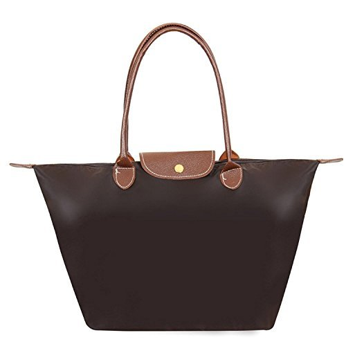 Coffee Shoulder Bag Handbag (Cunada® Women Fashion Hobo Bag Large Tote Coffee Shoulder Handbag)
