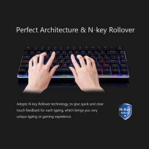 Docooler AK33 Mechanical Gaming - Actualités des Jeux Videos