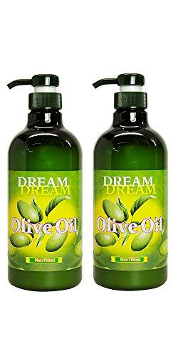 - Dream Body Olive Oil 750ml (Pack of 2)