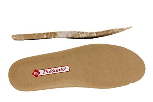 Speciale Con Pelle Visón Donna Larghezza Mamba 1752 Scarpe Comfort Piesanto Lacci Tq8ABXwX