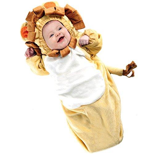 Lion Baby Costume (2)