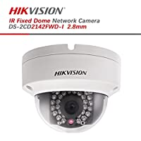Hikvision 4MP Dome IP Camera DS-2CD2142FWD-I 2.8MM Lens