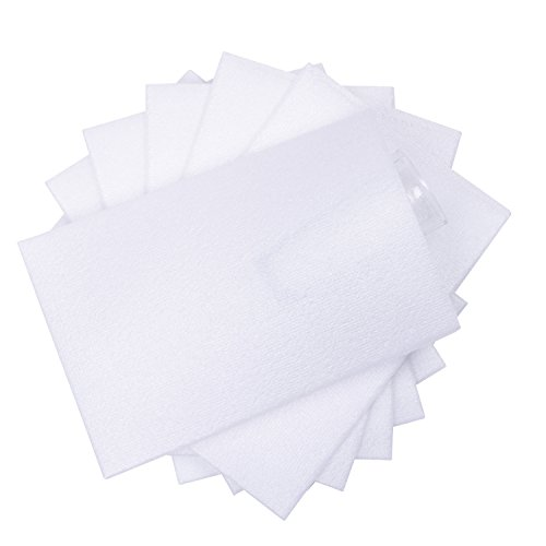 Delixike Foam Wrap Pouches 7 1/2 x 11 1/2 (30 Count), Cushion Pouches to Protect Dishes, Glasses, Porcelain & Fragile Items, Packing Supplies for Moving