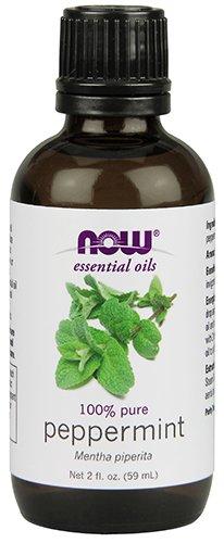 NOW  Peppermint Oil, 2-Ounce