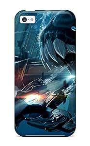 Best 4750247K59684831 Faddish Aqua Sapiens Case Cover For Iphone 5c