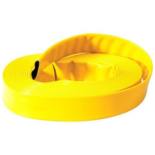 Advanced Heavy Duty Layflat Hose 52mm (2') Bore x 10 Metres Long Yellow [Pack of 1] - Min 3yr Warranty Pike & Co.®