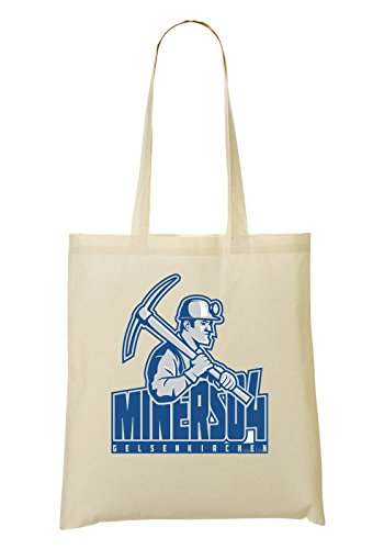 Miners Handbag Shopping Bag