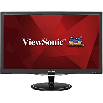 "ViewSonic VX2457-MHD 24"" 2ms 1080p FreeSync Monitor HDMI, DisplayPort"