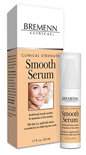 Bremenn Clinical Smooth Serum Ounce product image