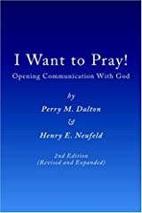 I Want to Pray! Paperback