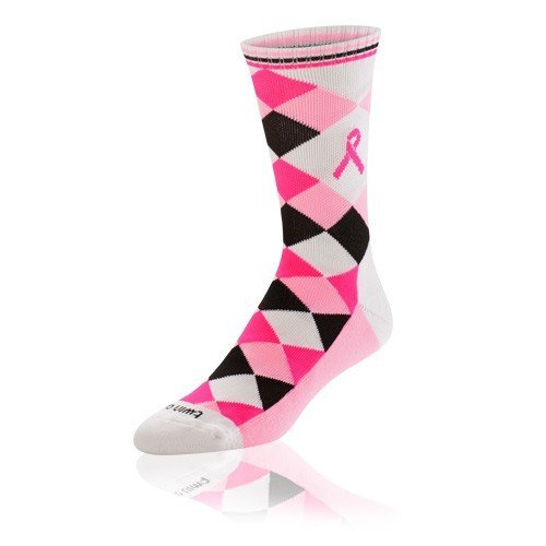 Argyle Aware Crew Socks TCK Sports