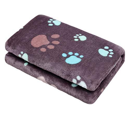 Fluffy Pet Dog Blanket Super Soft Cat Blanket Fluffy Premium Flannel Fleece Dog Throw Blanket