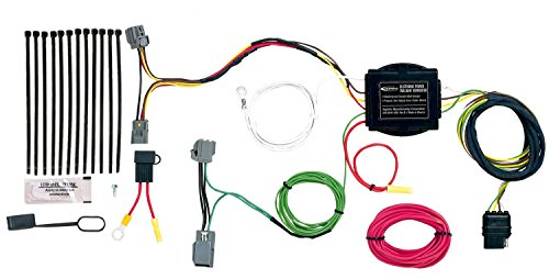 Hopkins 40285 Plug-In Simple Vehicle Wiring Kit ()
