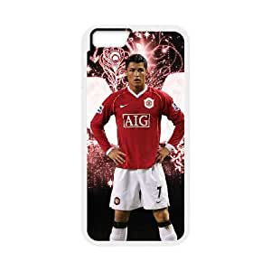 iPhone 6 4.7 Inch Cell Phone Case White Cristiano Ronaldo vmwn