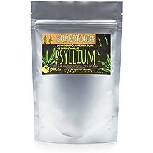 Yupik Organic Psyllium Husk Powder 95-Percent 40 Mesh, 250 Gram