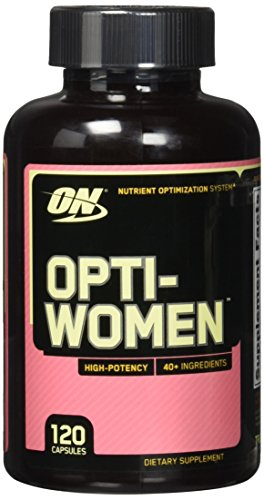 Optimum Nutrition Opti Women Multivitamin Capsules