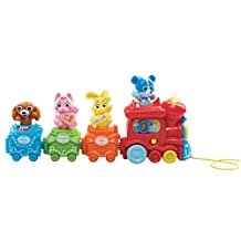 VTech Connect and Sing Animal Train (French Version)