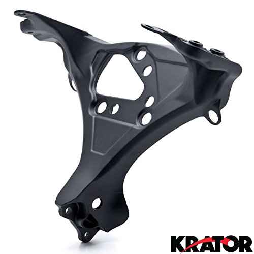 Krator Black Upper Stay Cowl Bracket Cowling Brace for Honda CBR 1000RR / CBR1000RR ABS NEW Black Upper Stay Cowl Bracket Cowling Brace